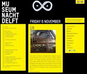Stichting Museumnacht Delft