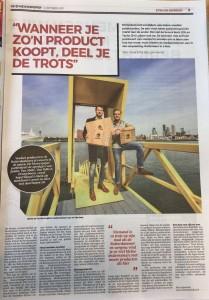 Rotterdamse foodproducenten   De Nieuwspeper