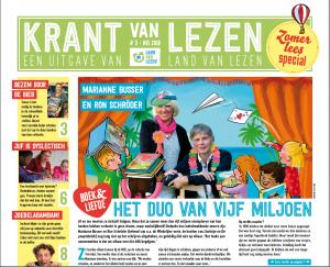 Krant van Lezen   Zwijsen